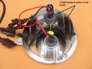 V-HID2 Kit